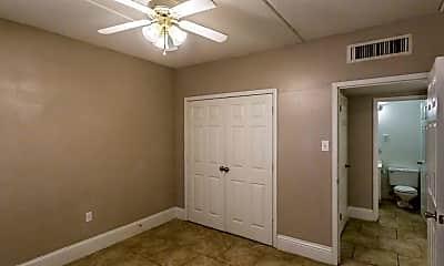 Bedroom, Spanish Jon's Apartments, 2