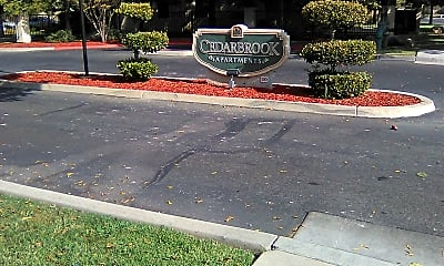 CEDARBROOK APARTMENTS, 1