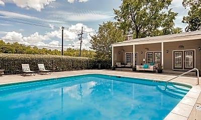 Pool, Trails at Alabaster, 1