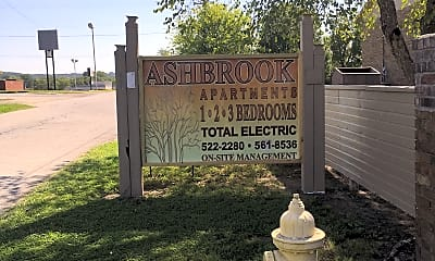 Ashbrook Apartments, 1