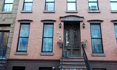 Building, 29 W 131st St 1, 2