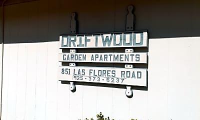 Driftwood Garden, 1