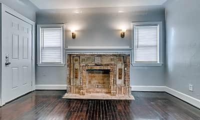 Living Room, 2138 N Bath Ave, 0
