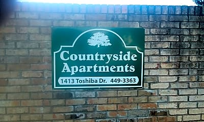 Cole Manor & Countryside Apartments, 1