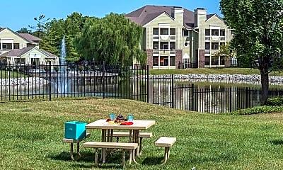 Lake, Kensington Park, 1