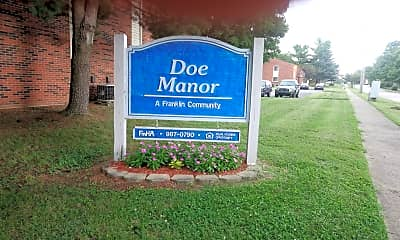 Doe Manor Apartments, 1