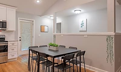 Dining Room, Room for Rent -   a 7 minute walk to bus 58 and 85, 0