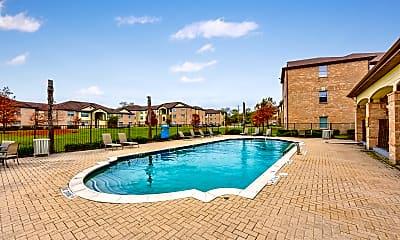 Pool, Summit Bennington, 1
