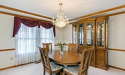 Dining Room, 3794 Clay Bank Dr, 2