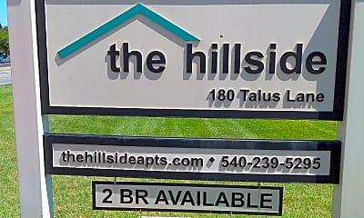 The Hillside, 1