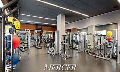 Fitness Weight Room, 510 W 46th St, 2