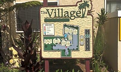 The Village, 1