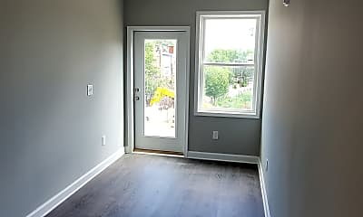 Living Room, 2025 E Street Northeast, Unit 1, 1