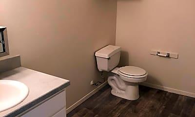 Bathroom, Rose Lane, 2