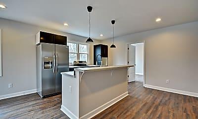 Kitchen, 3716 N College Ave, 1