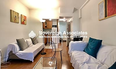 Living Room, 344 E 49th St, 1