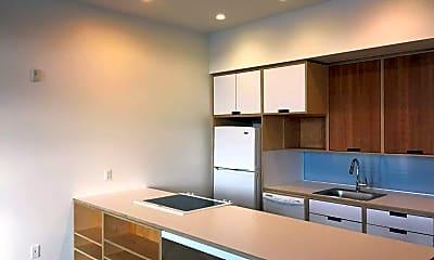 Kitchen, The Finn Lofts, 2