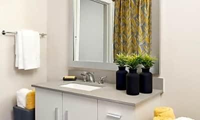 Bathroom, The Flats at Big Tex, 2