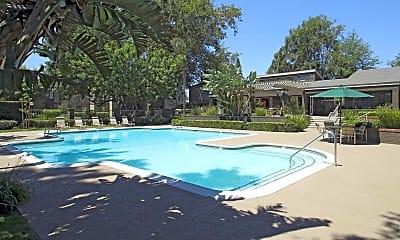 Pool, Sunrise Apartments, 2