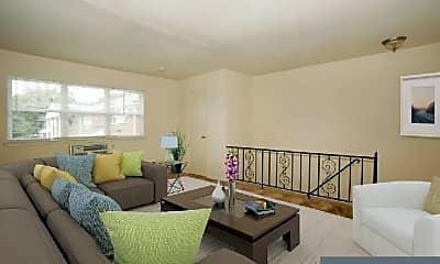 Living Room, 73 Cedar Ave, 1