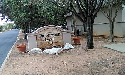 Brentwood Oaks Apartments, 1