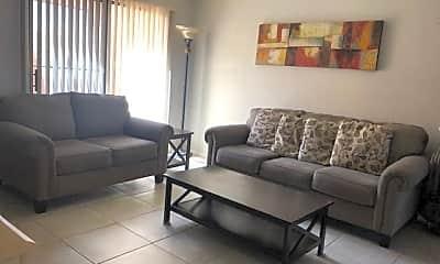 Living Room, 3800 E 2nd St 111, 1