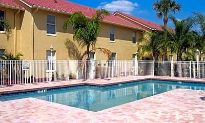 Pool, 3651 N Goldenrod Rd - #C-201, 1