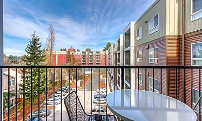 Patio / Deck, Polaris at Covington, 1