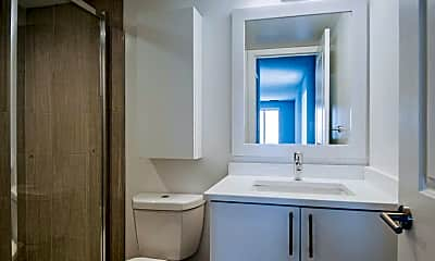 Bathroom, Valley Forge Towers North, 2