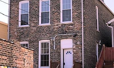 Building, 1643 S Throop St, 2