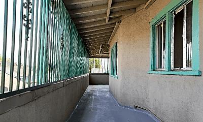 Patio / Deck, 1241 W 46th St, 2