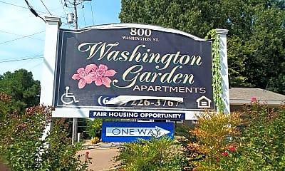 Washington Garden, 1