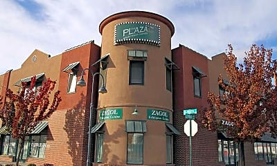 Building, The Plaza At Fourth Street, 1