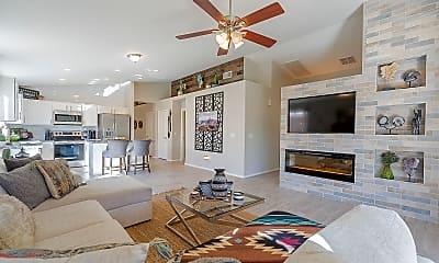 Living Room, 2351 S Compton, 0