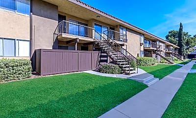 Building, Arbor Court Apartment Homes, 1