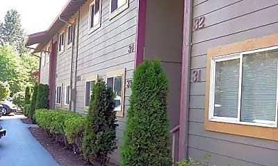Building, Westview, 2