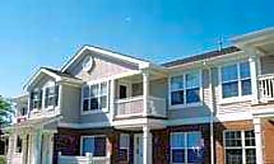 Building, York Meadow Apartment Homes, 1