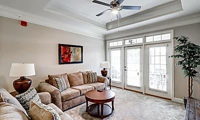 Living Room, Greystone at Oakland, 1