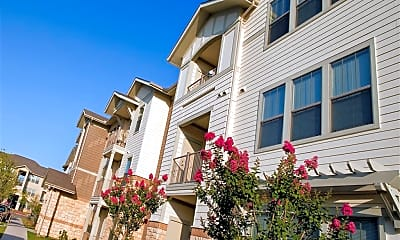Building, Woodmont Apartment Homes, 1