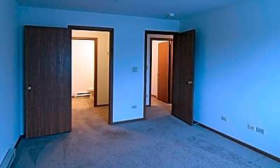 Bedroom, Prairie View Apartments, 2
