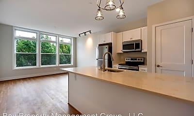 Kitchen, 1238 Light St, 1