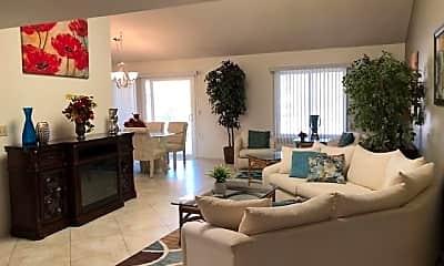 Living Room, 1808 Leisure World, 0