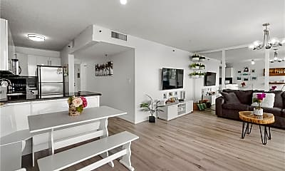Living Room, 1700 NW N River Dr 409, 0