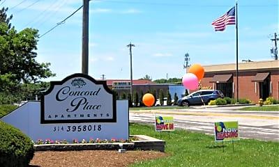 Community Signage, 11546 Concord Village Ave, 0