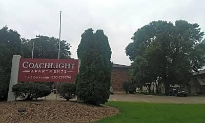 Coachlight Apartments, 1