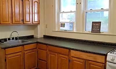 Kitchen, 24 Fairmount St A, 1