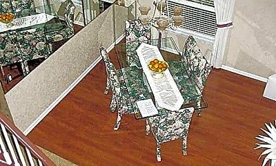 Dining Room, 907 SE Westminster, 2