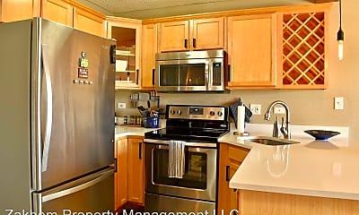 Kitchen, 909 Logan St Unit 11B, 1
