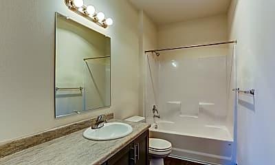Bathroom, Evans Crossing, 2