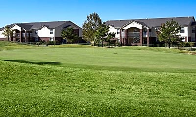 Landscaping, The Links At Oklahoma City, 2